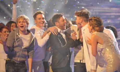 Matt Cardle wins X Factor