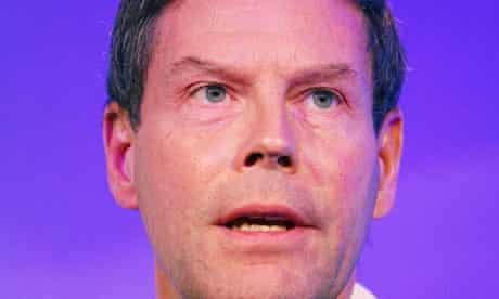 Hector Sants, FSA chief executive