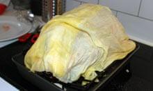 Turkey Leiths butter muslin