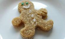Medieval gingerbread