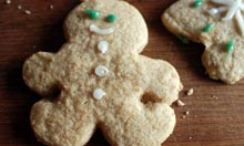 Leiths old-fashioned gingerbread