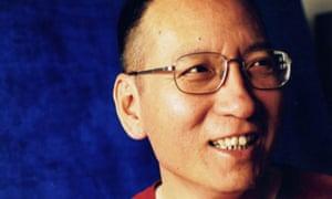 Chinese dissident Liu Xiaobo