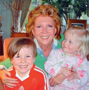 Xmas family photos: Xmas family photos: Cilla
