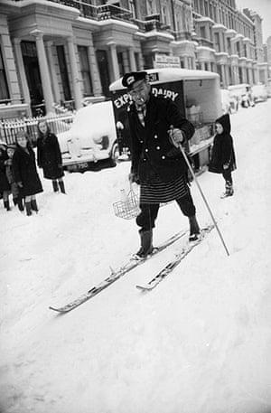 1962 Winter Freeze: Skied Milk