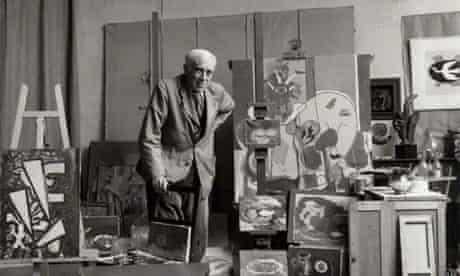 Georges Braque by Ida Kar