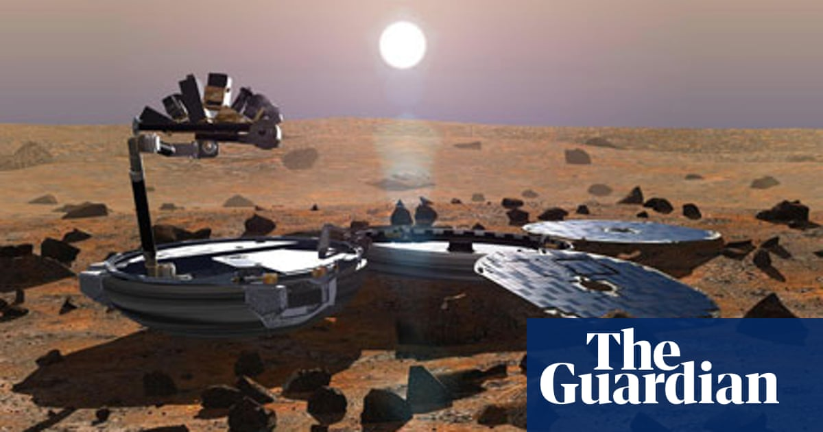 My Life on Mars: The Beagle 2 Diaries by Colin Pillinger – review