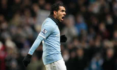 Carlos Tevez: Manchester City