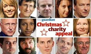 Christmas charity appeal telethon
