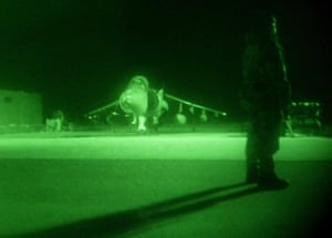 Harrier Jets Cuts: Iraq War Harrier GR7