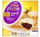 Tesco Free From mince pies
