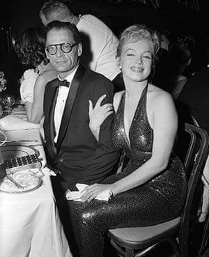 10 best Chelsea Hotel: Marilyn Monroe and Husband Arthur Miller