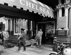 10 best Chelsea Hotel: Death of Nancy Spungen