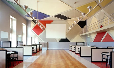 Mondrian Paris musems