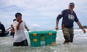 ShelterBox Mentawai Islands