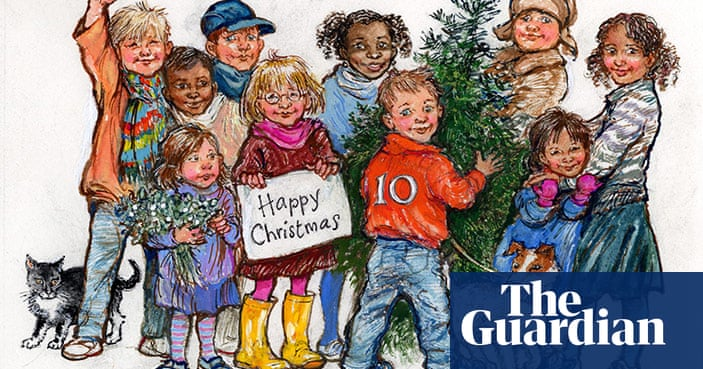 christmas cards from politicians past and present