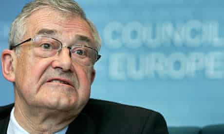 Council of Europe's British former secretary general Terry Davis