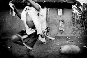 UNICEF Photo of the Year : Uganda: Lust for life