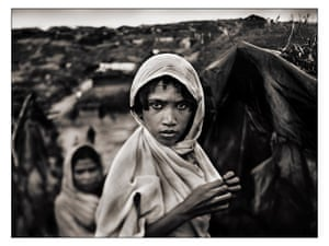 UNICEF Photo of the Year : Bangladesh: Refugees from Myanmar