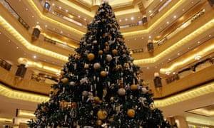 Too Much Seasonal Spirit Abu Dhabi Hotel Regrets 163 7m