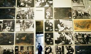 The Yad Vashem Holocaust Memorial in Jerusalem