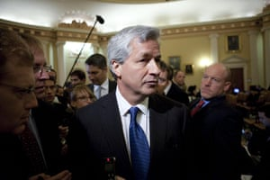 Year in Business: Jamie Dimon after testifying before Financial Crisis Inquiry Commission