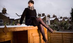 Coronation Street fan Grace Dent