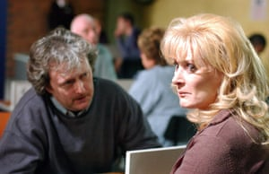 Coronation Street: Liz and Jim McDonald