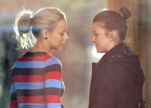 Coronation Street: Sophie and Sian: 'The Corrie lesbians'