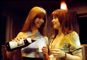 Coronation Street: Gail and Tricia