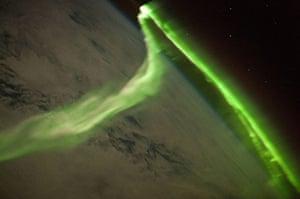 space monthly: This aurora australis