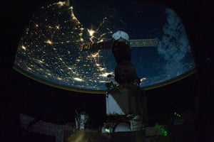 space monthly: From 350 km above Earth