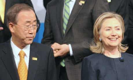 wikileaks clinton moon un spy