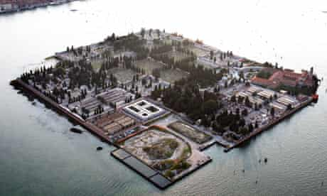 San Michele cemetery, Venice