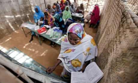 sudan referrendum english
