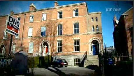 A tenanted property in Dublin 4 transferred to Gerry Gannon's wife