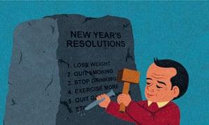 Resolutions illustration