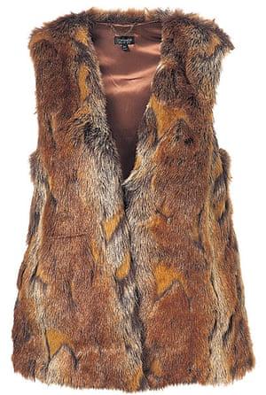 Christmas Day: Fur gilet