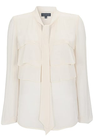 Christmas Day: Warehouse blouse