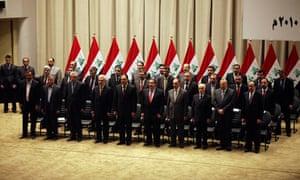 The new Iraqi government