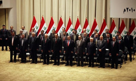 The new Iraqi government