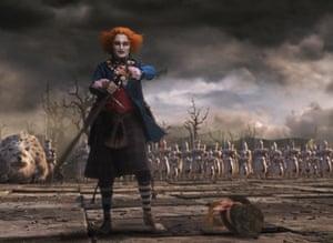 2010 films: your picks: Alice in Wonderland
