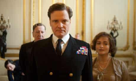Colin Firth King's Speech
