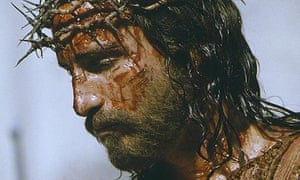 Jim Caviezel plays Jesus Christ in Mel Gibson's The Passion of the Christ, which is in Aramaic