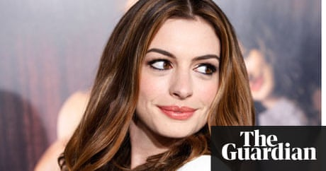 Anne Hathaway: 'I'm much happier talking with people than I am flirting  with them' | Film | The Guardian