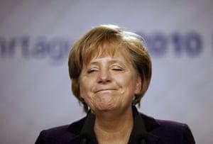 Heroes and Zeroes: Angela Merkel
