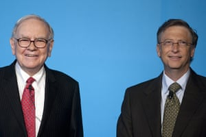 Heroes and Zeroes: Bill Gates and Warren Buffett
