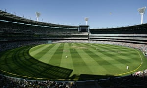The Ashes 2010: Melbourne Cricket Ground
