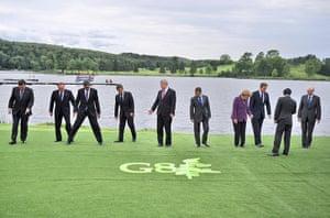 obama 2010: G8 Summit, Hunstville, Canada 2010