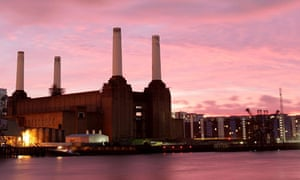 Battersea Power Station restoration
