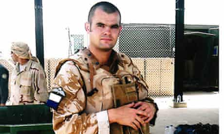 Corporal Steven Dunn, the British soldier killed in a bomb blast in Afghanistan